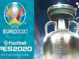 PES 2020 Update: DLC UEFA EURO 2020 - Details