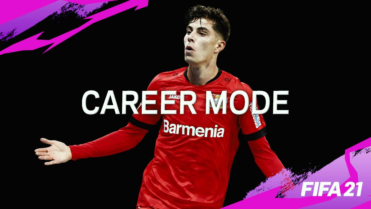 FIFA 21 Career Mode: News and Updates