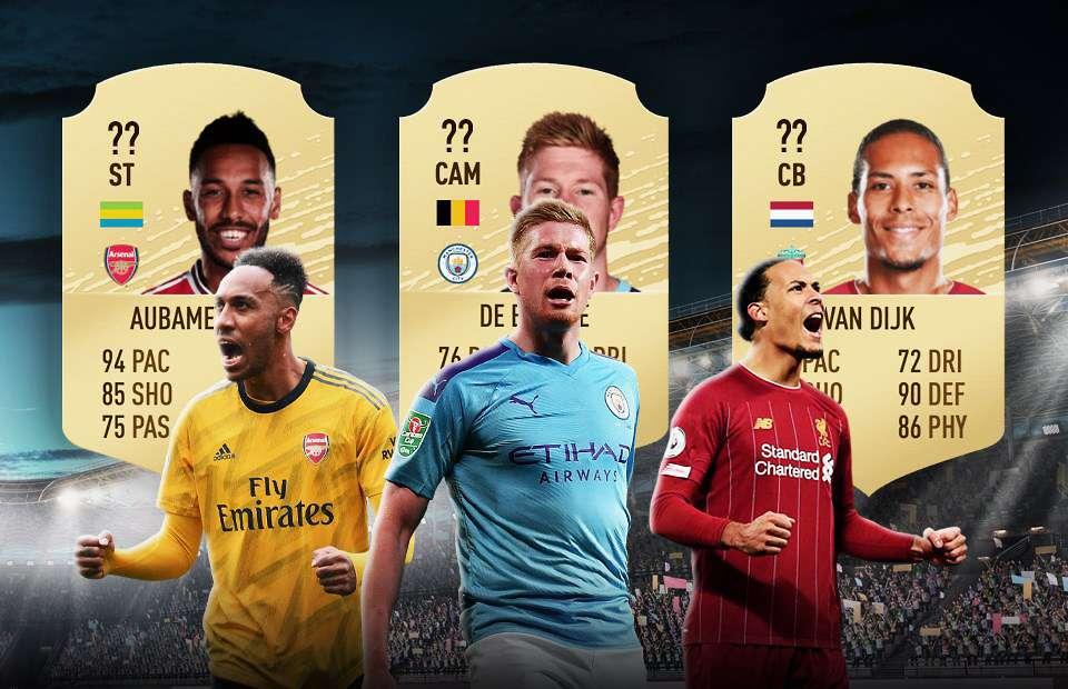 FIFA Update: FIFA 21 player ratings