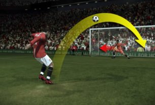 Chip shot in FIFA 21: tutorial of must-have finishing skill