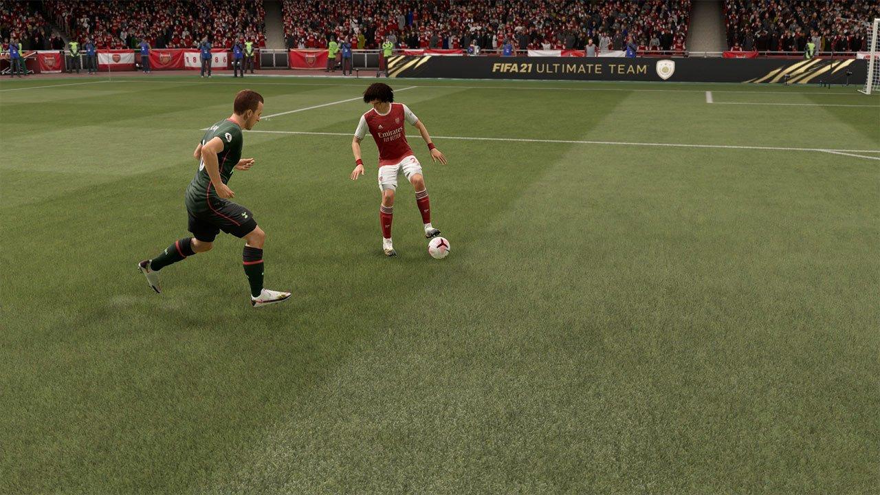 FIFA 21 Agile Dribbling Tutorial