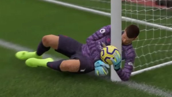 How to play with a goalkeeper in FIFA 21: Tutorial