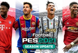 Who is PES 2021 Cover Star: Now Officially