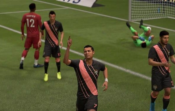 FIFA 21 Juventus is still named Piemonte Calcio and now it's turn for Roma