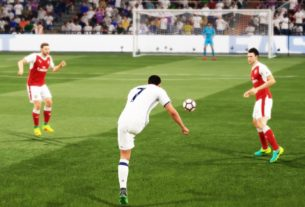 How to score long shots in FIFA 21?