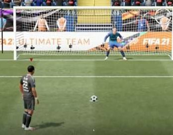 The best penalty takers FIFA 21: top 10