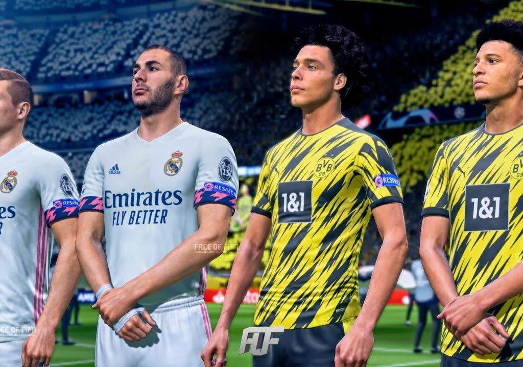 The best kits in FIFA 21: Borussia Dortmund (home)