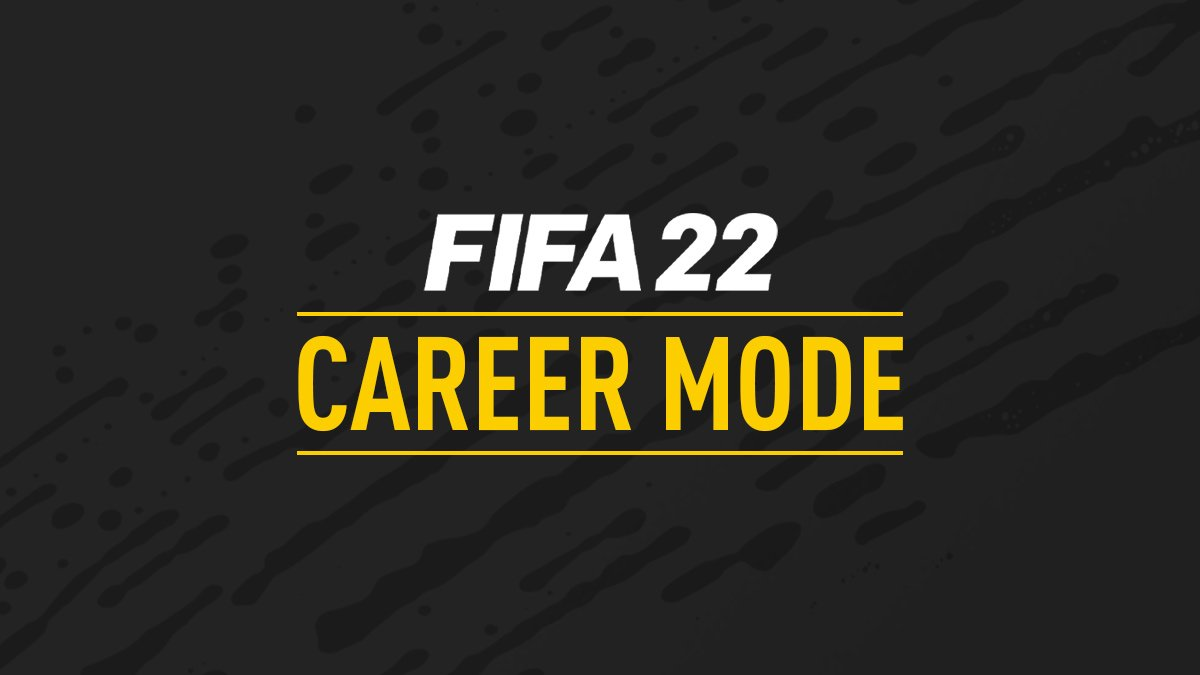 Online career - the long awaited mode coming to FIFA 22?